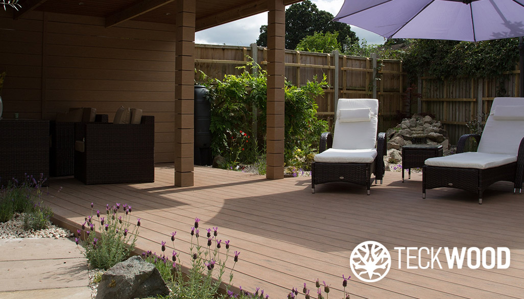 Wood or composite decking