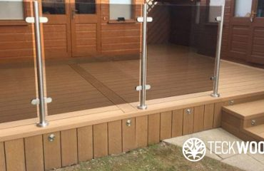Composite decking building regulations part one