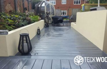 Three reasons to buy composite decking over traditional timber decking