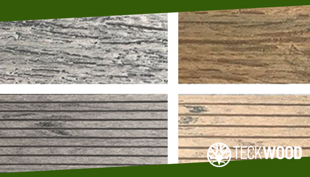 Introducing The Vintage Decking Board From Teckwood