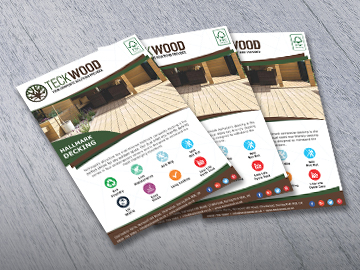 Specifications sheets Teckwood