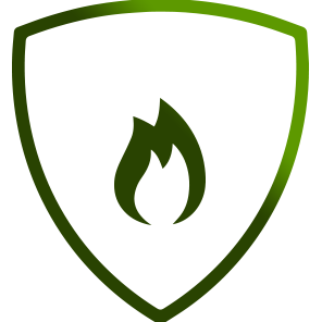 Icon fire resistant