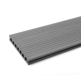 Hallmark Ash Grey Composite Decking Board gallery 12