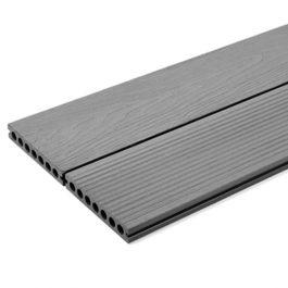 Hallmark Ash Grey Composite Decking Board gallery 10