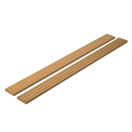 Hallmark Double sided Cedar Composite Decking Trim main image 1