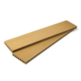 Hallmark Double Sided Cedar Composite Decking Board main image