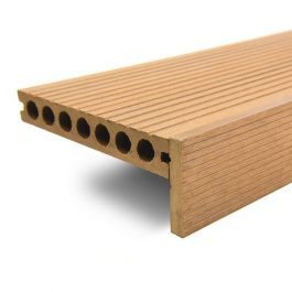 Hallmark Double sided Cedar Composite Decking Trim main image