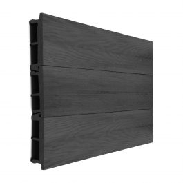 Perennial Tudor Black Composite Cladding Board gallery 1