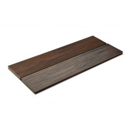 Harmony brown composite decking board gallery 3