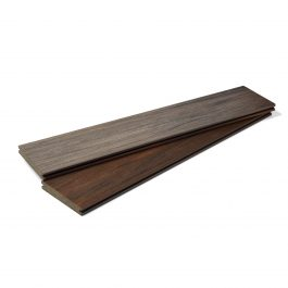 Harmony brown composite decking board main image