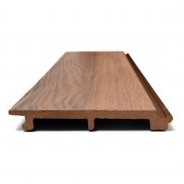 Perennial Nut Brown Composite Cladding Board main image