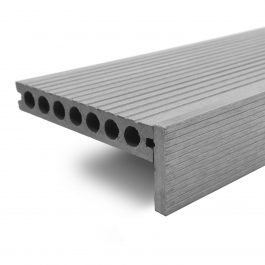 Hallmark Ash Grey Composite Decking Trim gallery 5