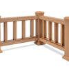 Cedar Corner for Composite Balustrades