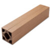 Cedar Post for Composite Balustrades