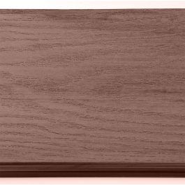 Colonial Oak Brown Composite Cladding Board product image5