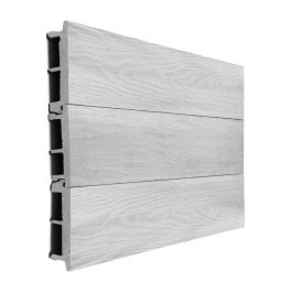 Colonial white Composite Cladding image1