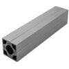Grey Post for Composite Balustrades