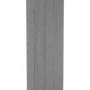 Grey Post with top bottom cap for Composite Balustrades