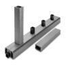 Grey Spindle for Composite Balustrades