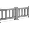 Grey Striaght for Composite Balustrades