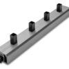 GreyBottom Rail for Composite Balustrades