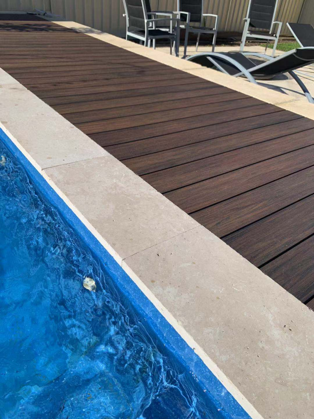 Harmony composite decking gallery 7