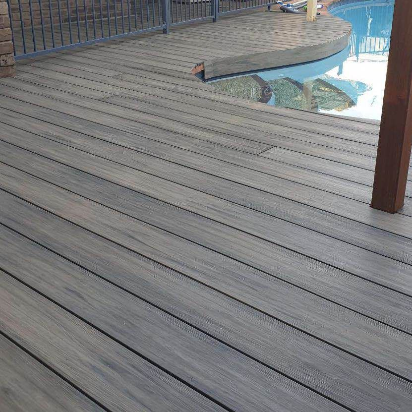 Harmony composite decking gallery 8
