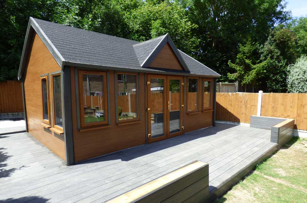 Hallmark composite decking and perennial composite cladding image 11