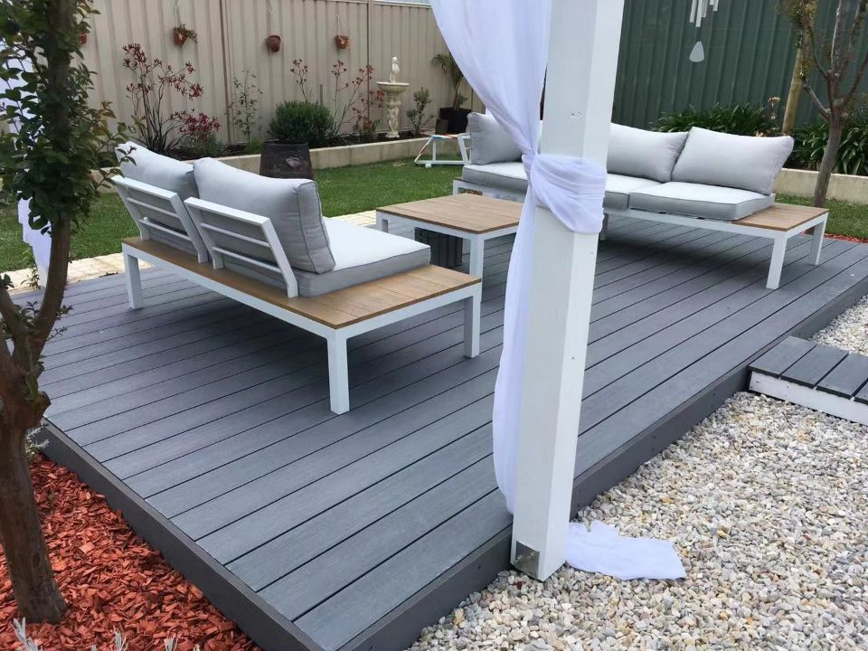 Harmony composite decking gallery 3
