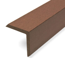 Perennial Nut Brown Composite Cladding Finishing L Shape image 3