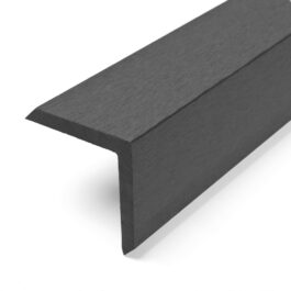 Perennial Tudor Black Composite Cladding Finishing L Shape