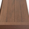 Perennial Nut Brown Composite Cladding Finishing L Shape image 5