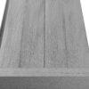 Perennial Ash Grey Composite Cladding Finishing L Shape image 2