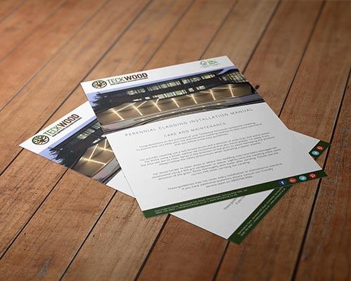 Perennial cladding Installation manual
