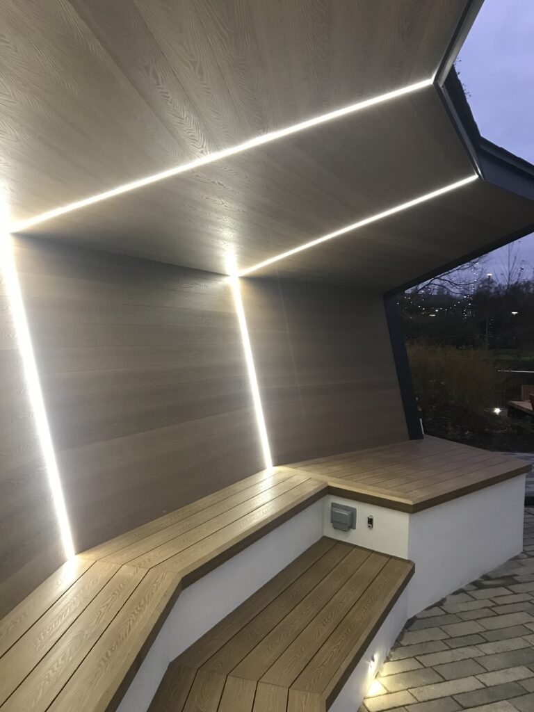 Wood composite cladding: Use it architecturally